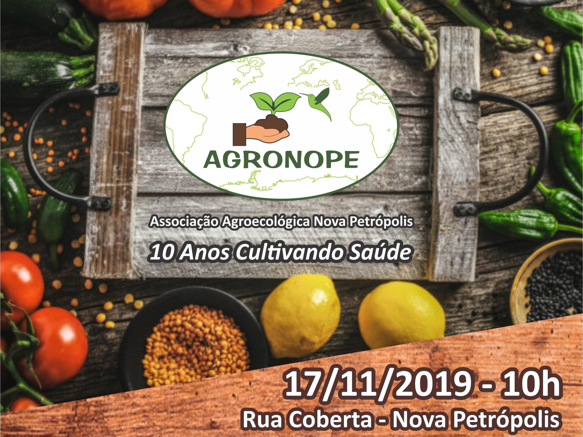 Foto de capa da notícia: Associação Agroecológica de Nova Petrópolis organiza evento de aniversário de uma década