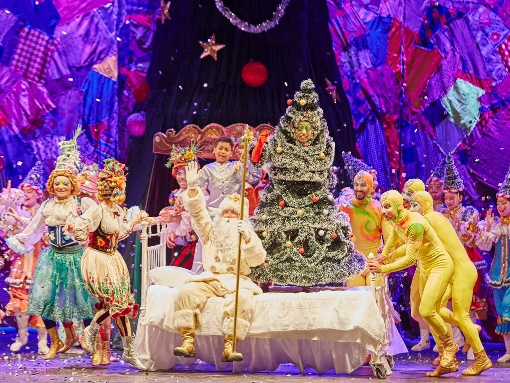 Foto de capa da notícia: Atrações culturais são destaque na programação do Natal no Jardim da Serra Gaúcha