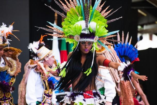 Foto de capa da notícia: 30 de Novembro: último prazo para inscrição de grupos folclóricos para o 48º Festival Internacional de Folclore