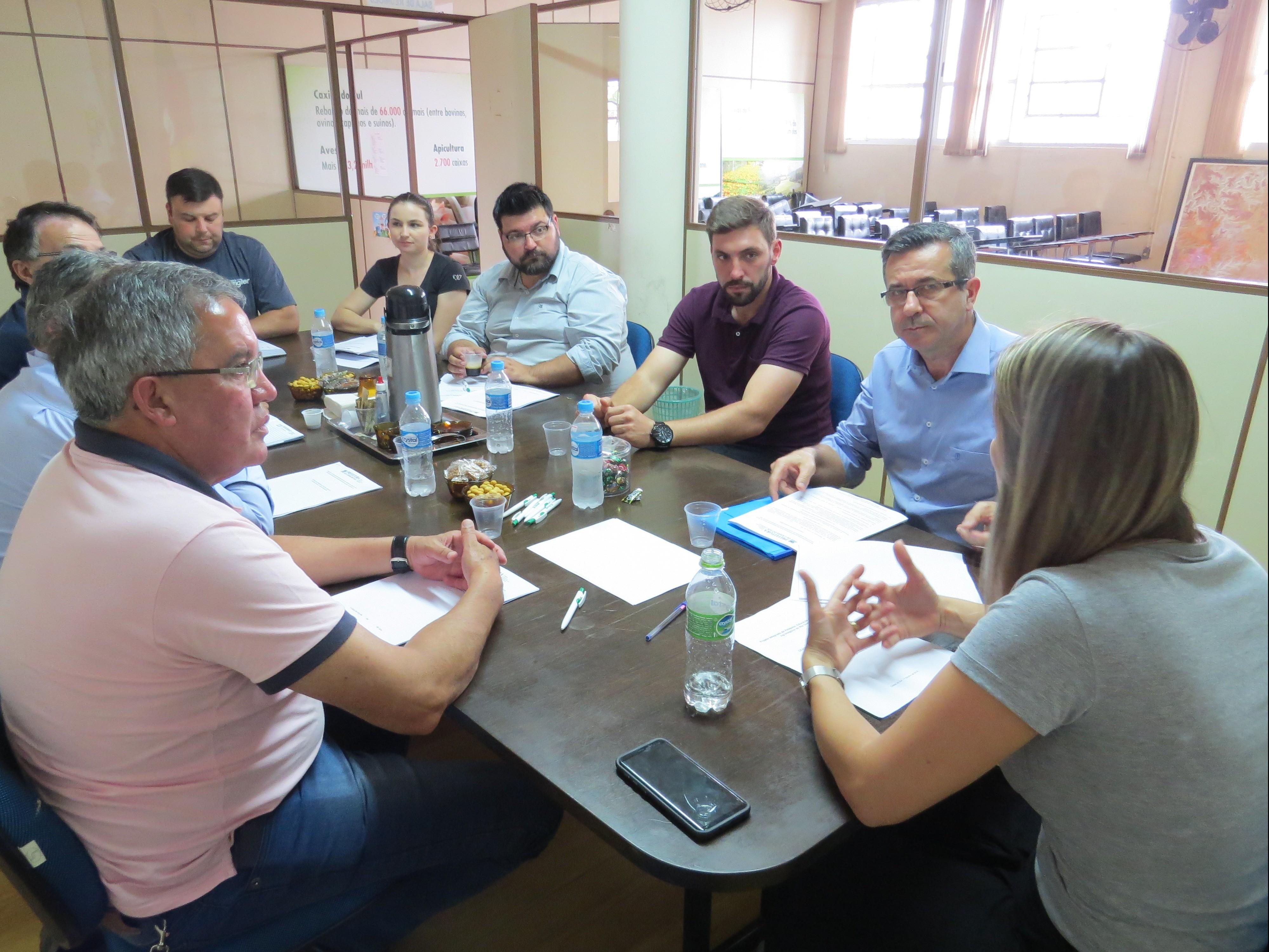 Foto de capa da notícia: Secretaria de Agricultura e Meio Ambiente de Nova Petrópolis pleiteia Consórcio Intermunicipal para fomento do Agronegócio