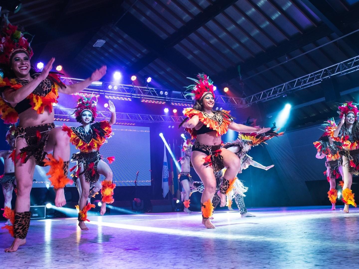 Foto de capa da notícia: Inscrições de grupos folclóricos para o 48º Festival Internacional de Folclore são prorrogadas até 22 de dezembro