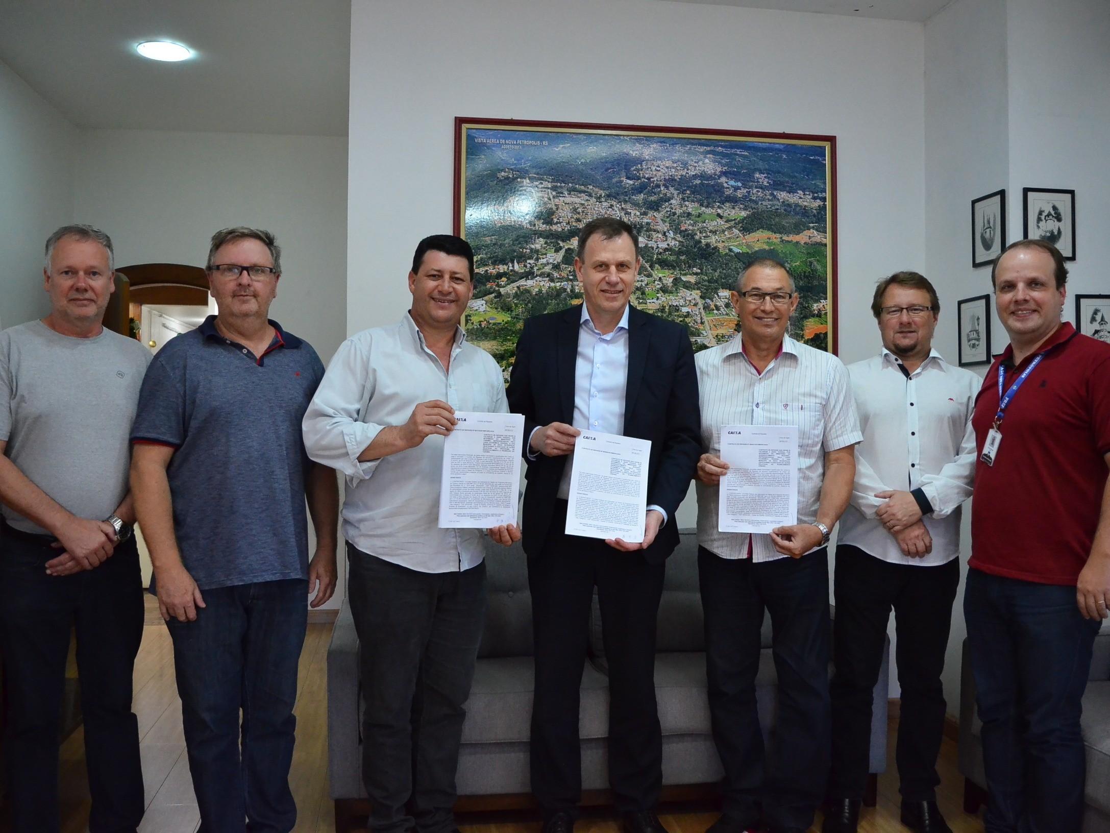 Foto de capa da notícia: Município receberá recursos na ordem de R$ 2,3 milhões do Governo Federal