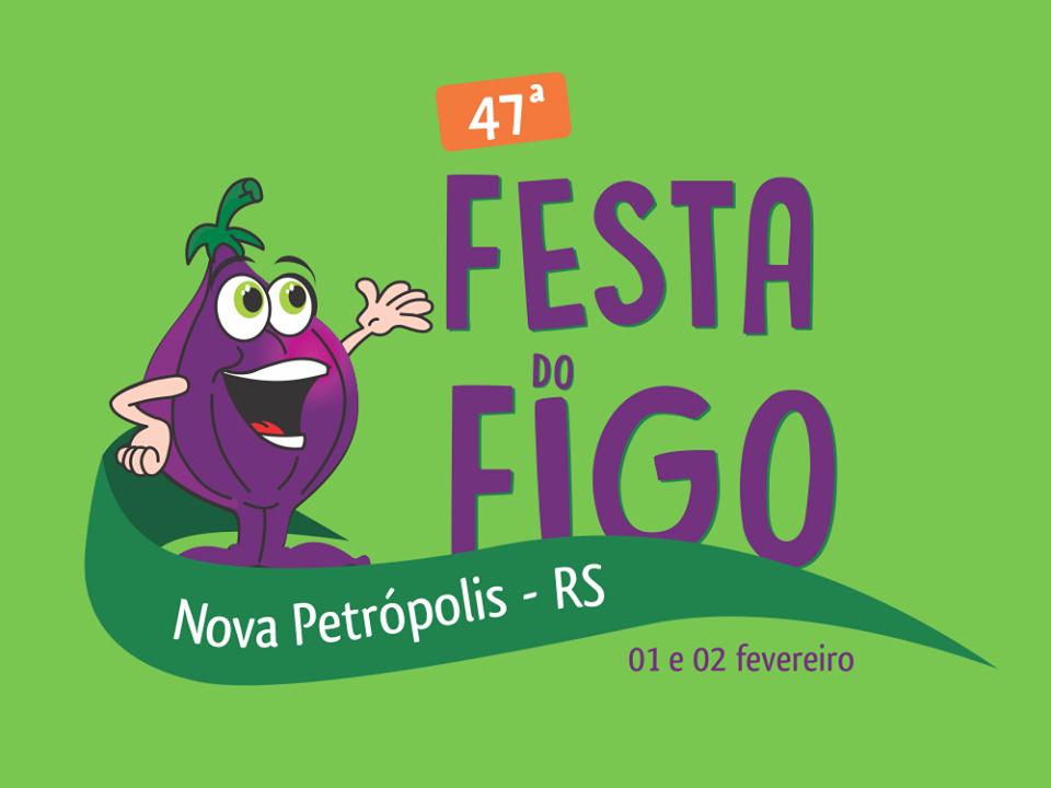 Foto de capa da notícia: 47ª Festa do Figo ocorre dias 1º e 2 de fevereiro em Nova Petrópolis