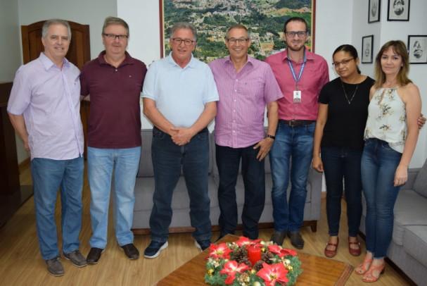 Foto de capa da notícia: Claudio Michaelsen assume a Secretaria de Turismo, Indústria e Comércio de Nova Petrópolis