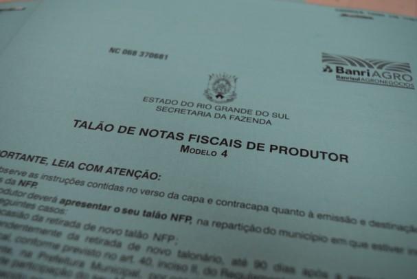 Foto de capa da notícia: Novo prazo para apresentação do Talão de Produtor em Nova Petrópolis: 28 de fevereiro de 2020