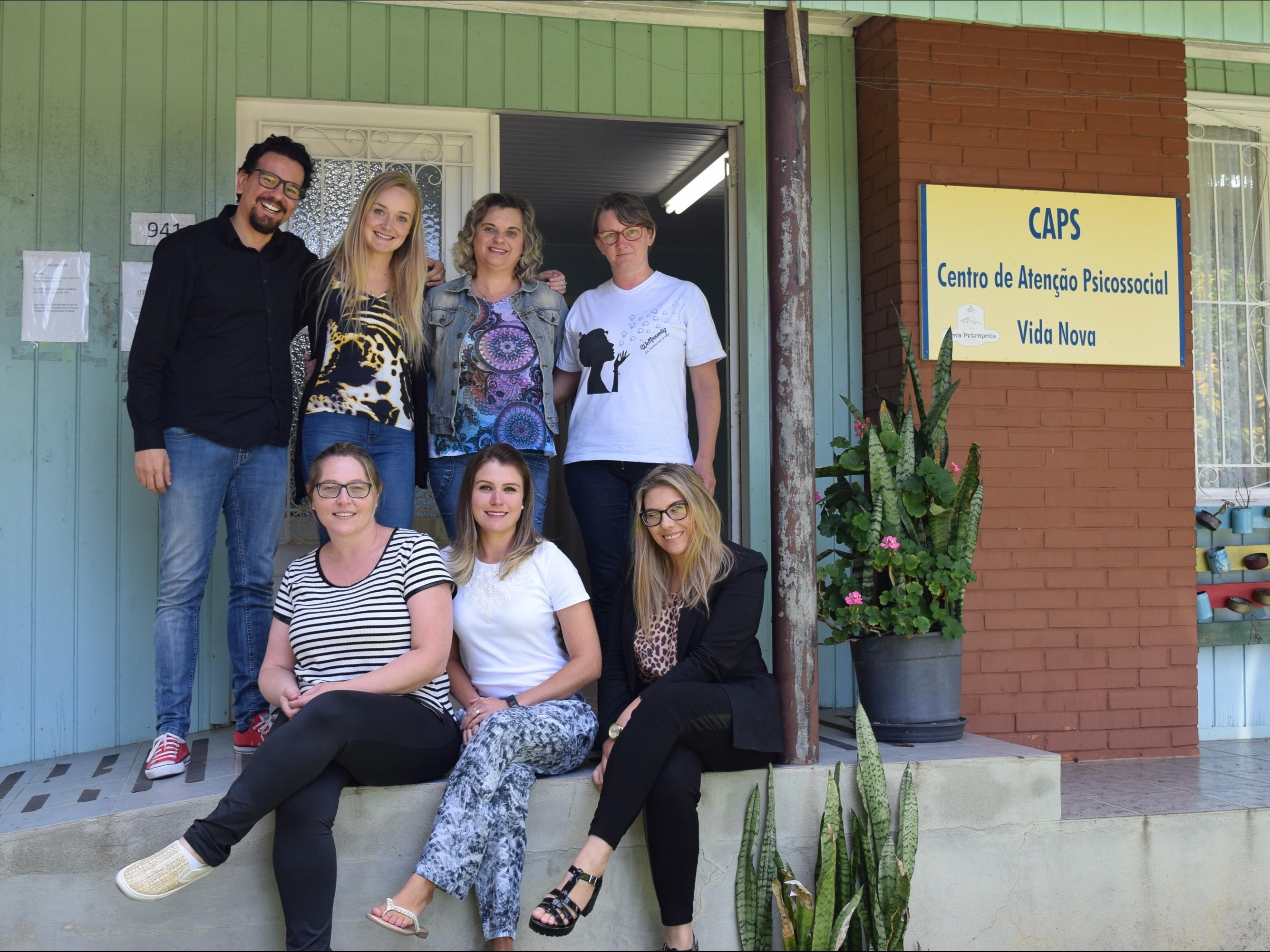 Foto de capa da notícia: CAPS de Nova Petrópolis conta com nova coordenadora