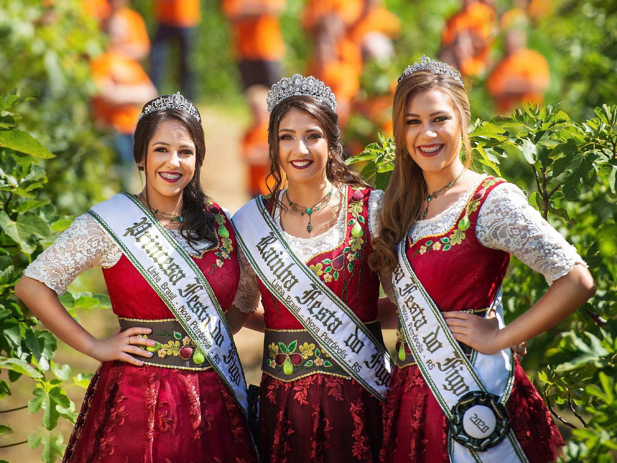 Foto de capa da notícia: Nova Petrópolis espera 15 mil visitantes para a 47ª Festa do Figo