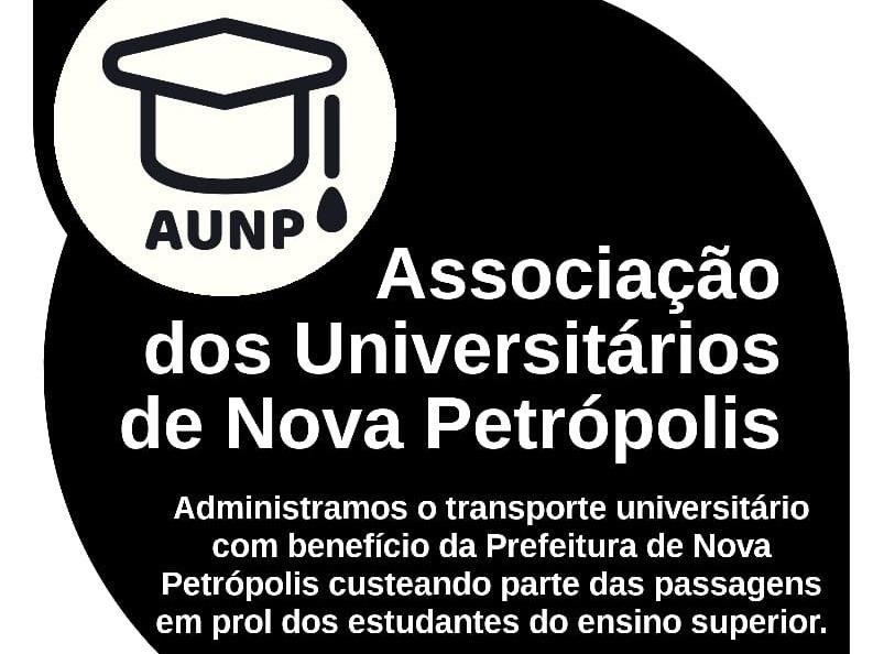 Foto de capa da notícia: AUNP informa: matrículas e rematrículas para 2020/1