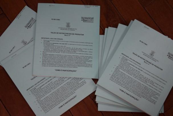 Foto de capa da notícia: Produtores rurais de Nova Petrópolis devem apresentar Talão de Notas Fiscais até 28 de fevereiro