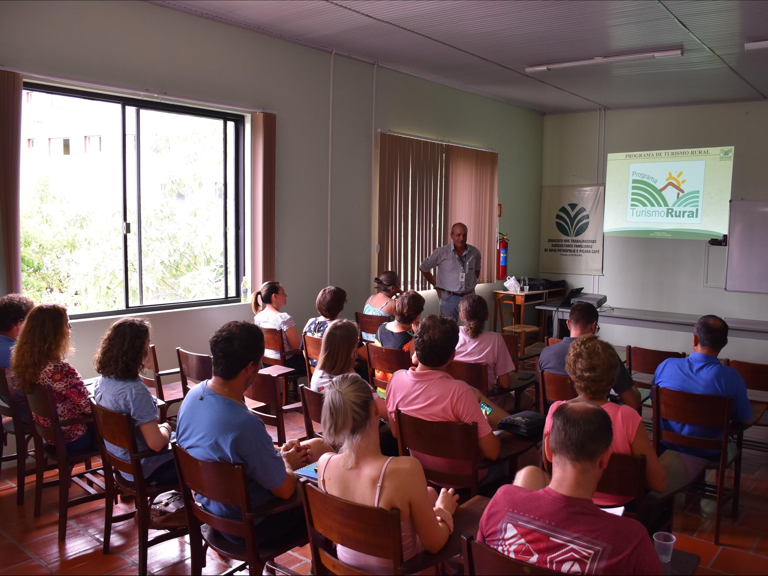 Foto de capa da notícia: Programa Turismo Rural será implementado em Nova Petrópolis
