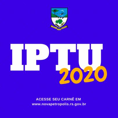 Foto de capa da notícia: Carnês de IPTU estão disponíveis no site da Prefeitura de Nova Petrópolis
