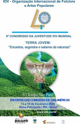 Foto de capa da notícia: Nova Petrópolis sediará congresso mundial de cultura em fevereiro