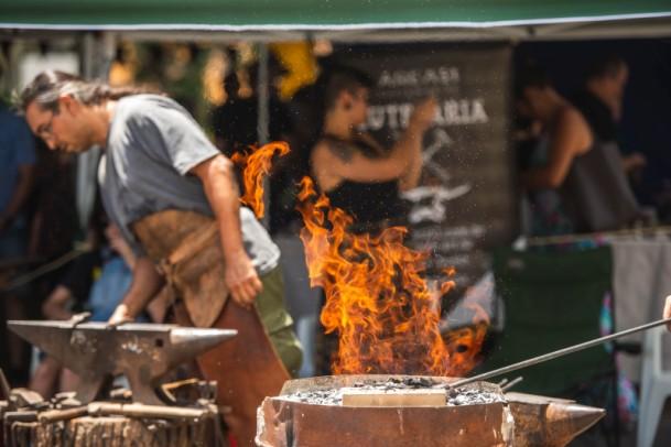 Foto de capa da notícia: Feira Medieval ocorre dias 8 e 9 de fevereiro em Nova Petrópolis