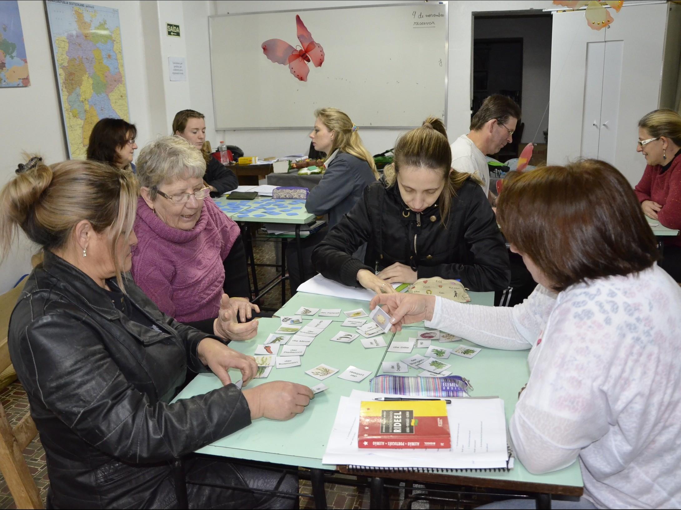 Foto de capa da notícia: Inscrições para o curso de Língua Alemã encerram dia 17 de fevereiro