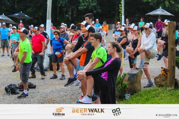 Foto de capa da notícia: Edelbrau promove Beer Walk Segunda Edição