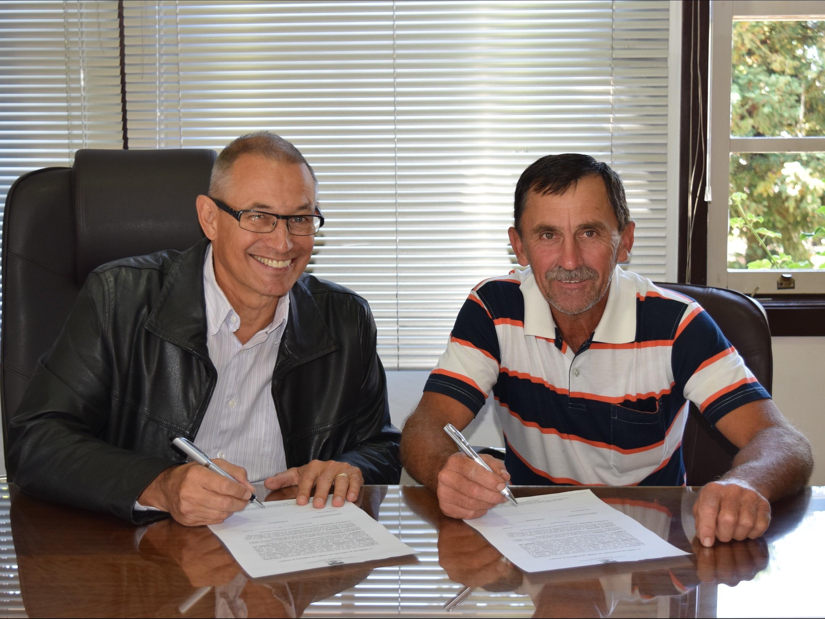 Foto de capa da notícia: Nova Petrópolis investe R$ 44 mil em produção agrícola