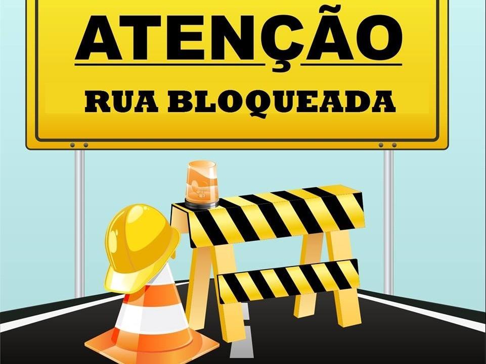 Foto de capa da notícia: Alargamento motiva interrupção do trânsito na Rua Antônio Grasse