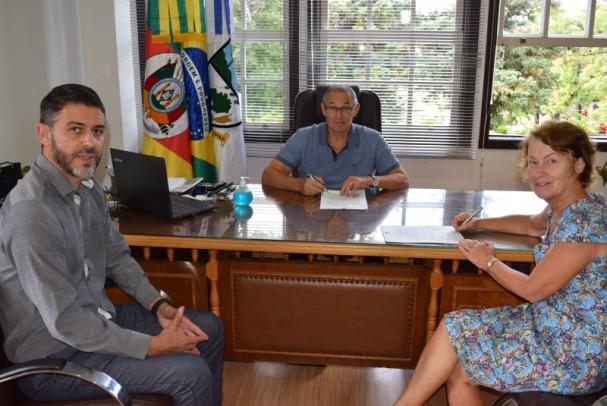 Foto de capa da notícia: Administração Municipal investe R$ 150 mil no Hospital Nova Petrópolis