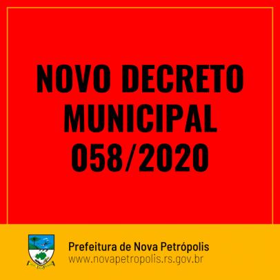 Foto de capa da notícia: Nova Petrópolis anuncia medidas mais rigorosas contra o coronavírus