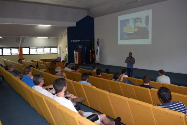 Foto de capa da notícia: Comitê de Crise reuniu empresários e médicos em Nova Petrópolis