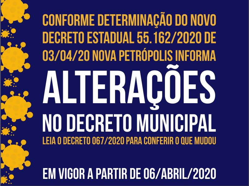 Foto de capa da notícia: Nota Oficial – Prefeitura de Nova Petrópolis