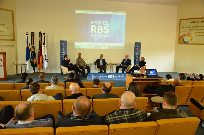 Foto de capa da notícia: Nova Petrópolis foi cenário do Painel RBS