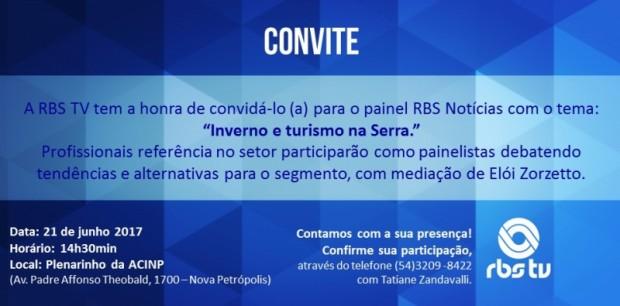 Foto de capa da notícia: Painel RBS Notícias ocorre nesta quarta em Nova Petrópolis