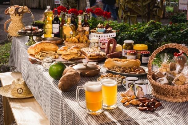 Foto de capa da notícia: Festival Sabores da Colônia é opção para o feriadão em Nova Petrópolis