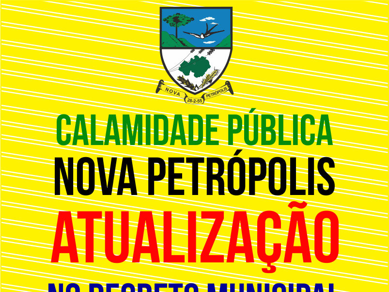 Foto de capa da notícia: Nova Petrópolis publica Decreto Municipal determinando uso de máscaras