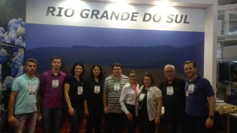 Foto de capa da notícia: Nova Petrópolis presente na BNT MERCOSUL 2017