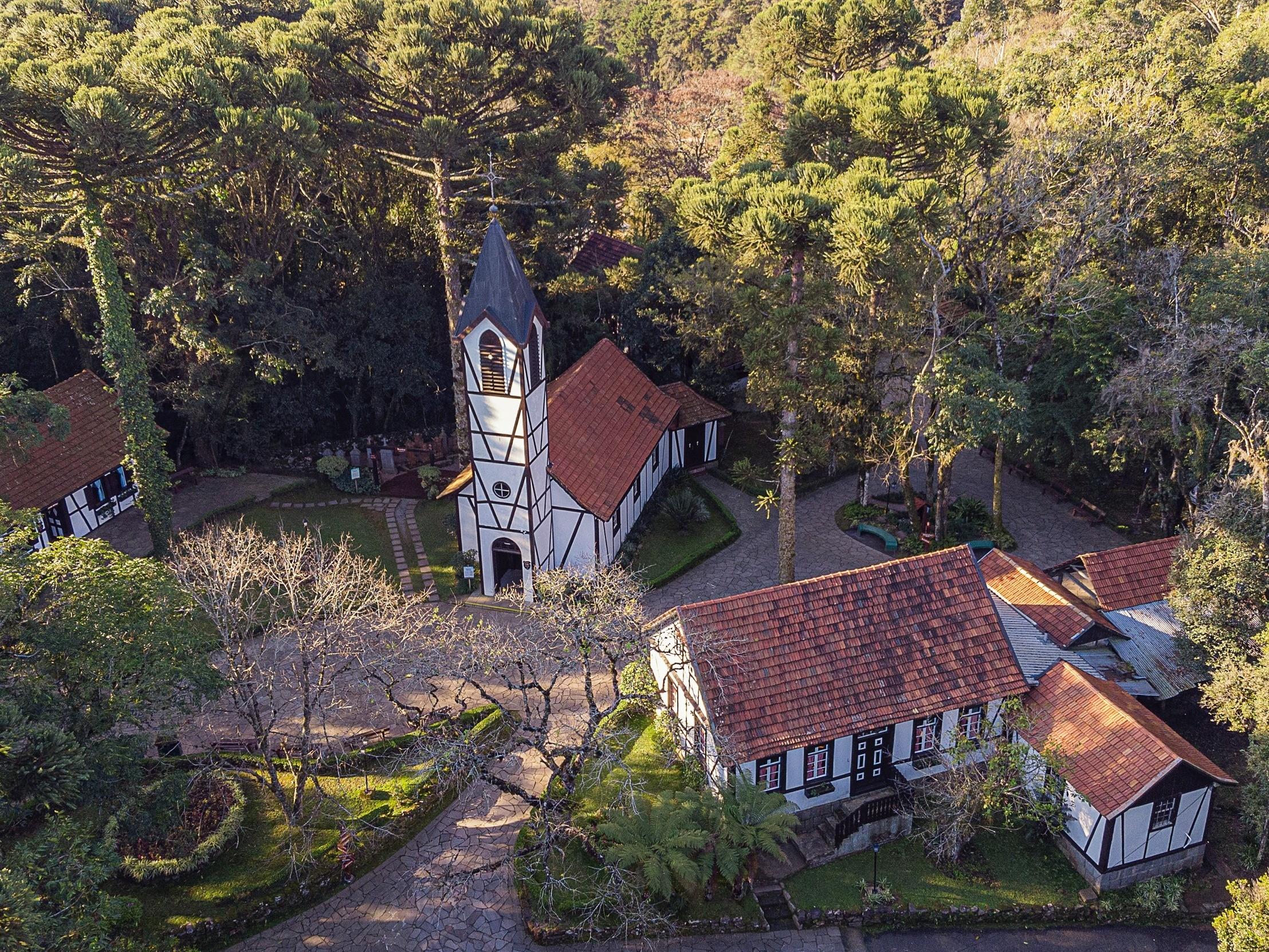 Foto de capa da notícia: Parques turísticos de Nova Petrópolis têm atendimento diferenciado no mês de maio