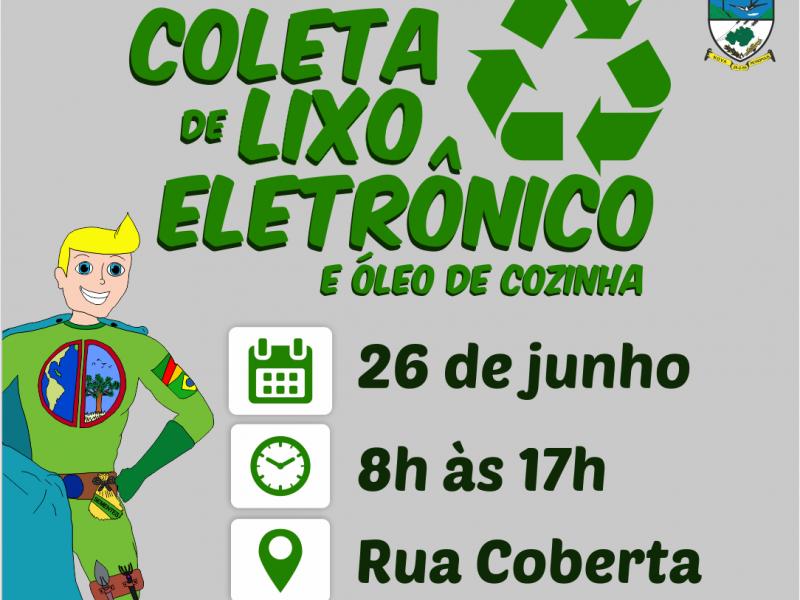 Foto de capa da notícia: Nova Petrópolis promove campanhas para destinação correta de resíduos