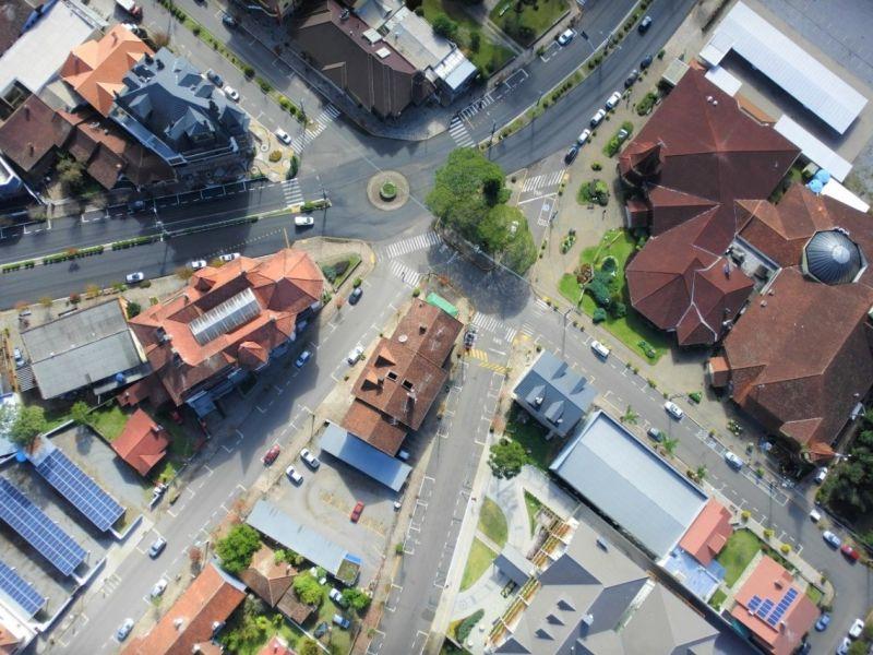 Foto de capa da notícia: Base cartográfica de Nova Petrópolis será atualizada