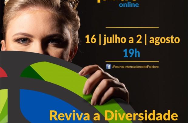 Foto de capa da notícia: Festival Internacional de Folclore de Nova Petrópolis terá evento online