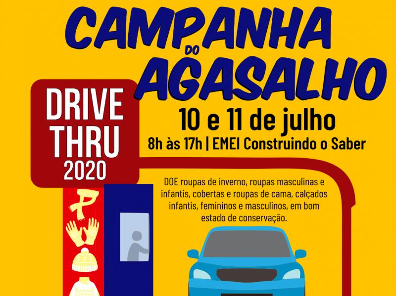 Foto de capa da notícia: Campanha do Agasalho ocorre dias 10 e 11 de julho em Nova Petrópolis