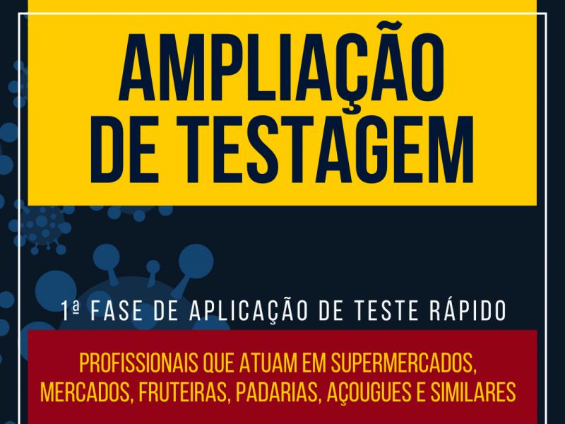 Foto de capa da notícia: Nova Petrópolis vai ampliar testagem para COVID-19