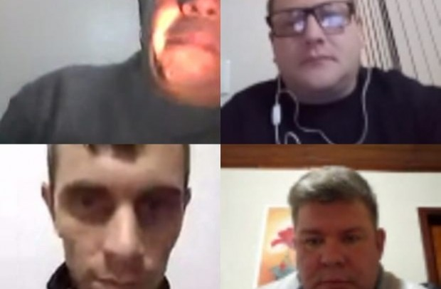 Foto de capa da notícia: Departamento do Desporto participa de reunião virtual com Municípios da Encosta da Serra