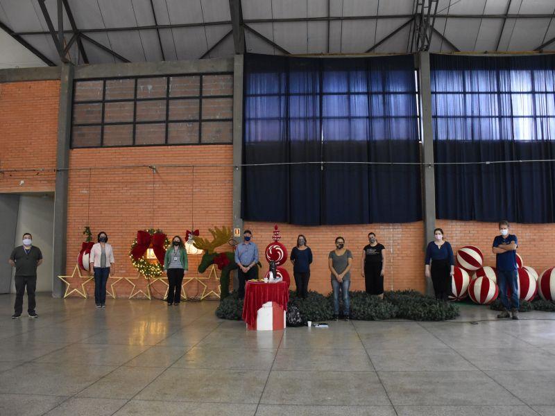 Foto de capa da notícia: Natal no Jardim da Serra Gaúcha 2020 é planejado por comissão organizadora