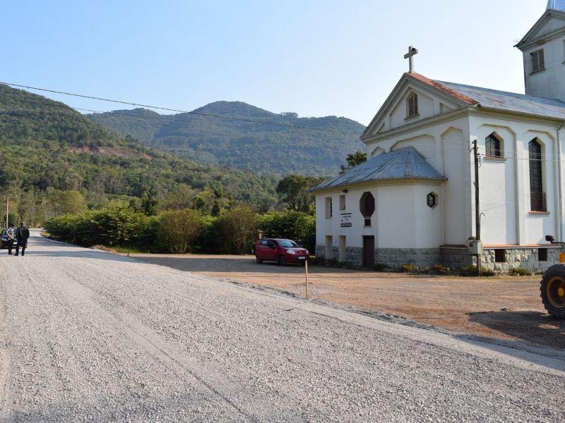 Foto de capa da notícia: Administração Municipal confirma pavimentação nas localidades de São José do Caí e Nove Colônias