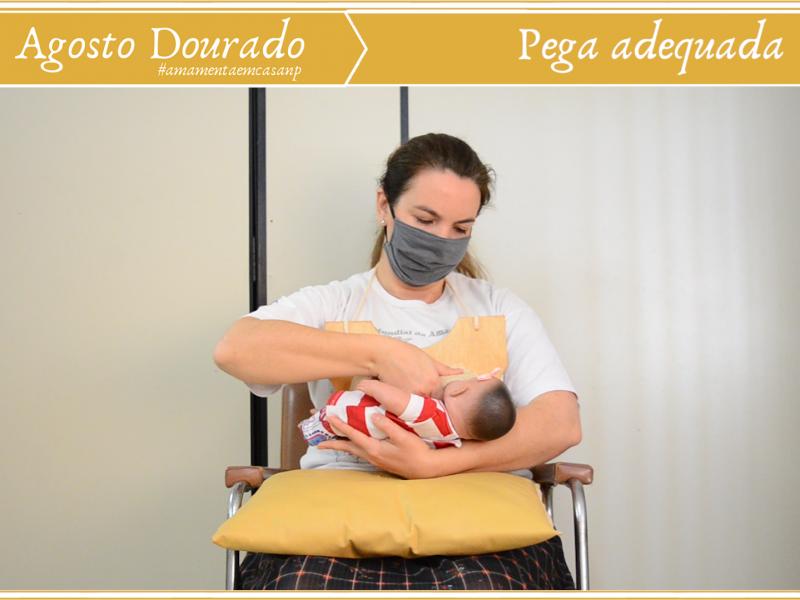 Foto de capa da notícia: Secretaria Municipal de Saúde anuncia ações da Semana Mundial do Aleitamento Materno em Nova Petrópolis