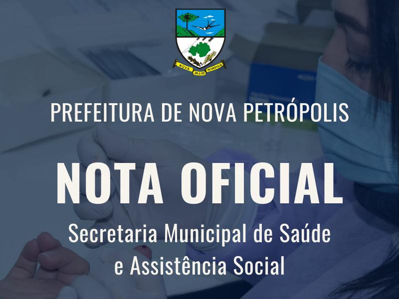 Foto de capa da notícia: Sede da Secretaria de Saúde de Nova Petrópolis estará fechada para o público nos dias 17 e 18 de agosto