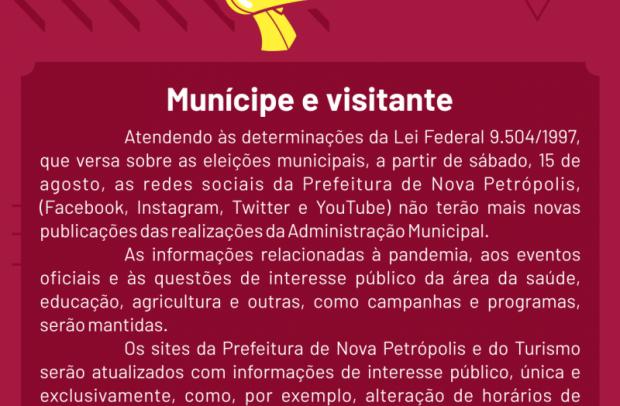 Foto de capa da notícia: 📣 Atenção comunidade 📣