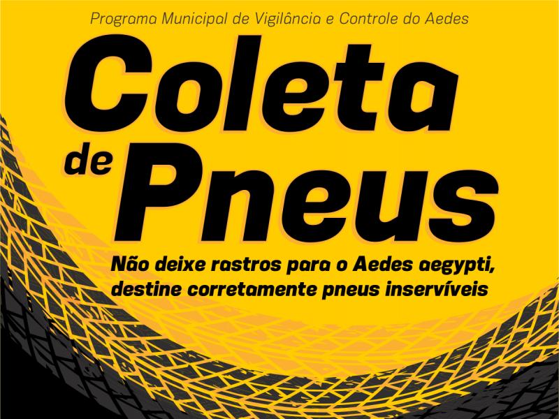Foto de capa da notícia: Nova Petrópolis promove coleta de pneus inservíveis em outubro