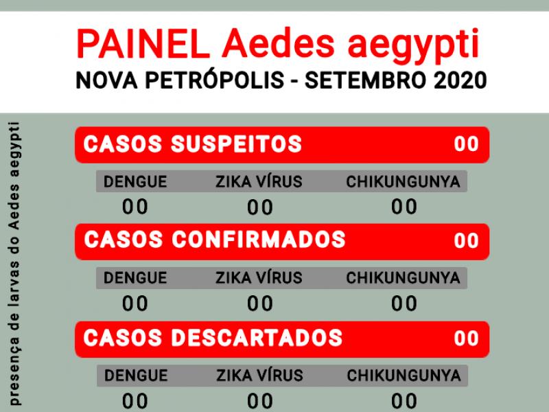 Foto de capa da notícia: Nova Petrópolis promove ações de controle do Aedes aegypti
