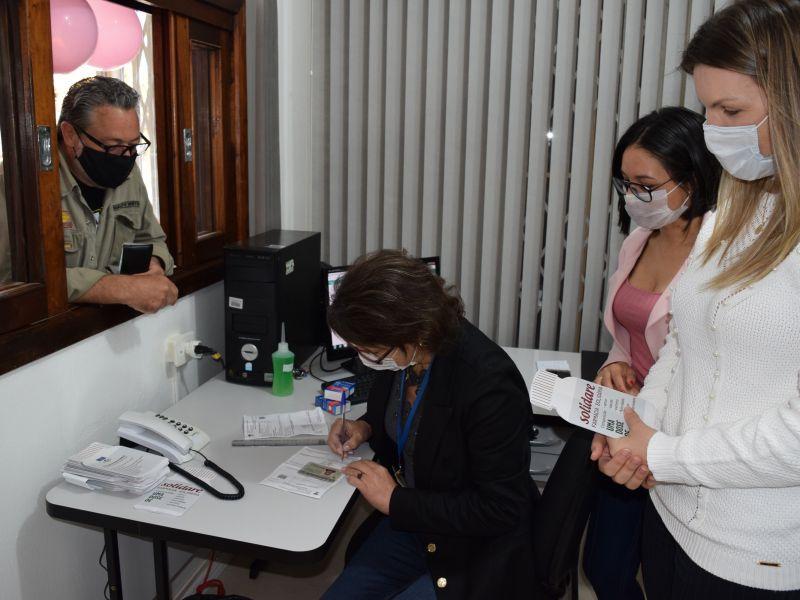 Foto de capa da notícia: Farmácia Solidária de Nova Petrópolis entrega 37 medicamentos em uma semana