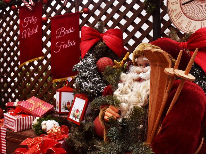 Foto de capa da notícia: Fim de semana terá Papai Noel, caminhão musical e vídeo na programação do Natal no Jardim da Serra Gaúcha 2020