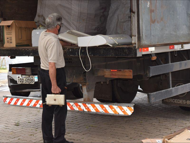 Foto de capa da notícia: Nova Petrópolis coletou quase 4 toneladas de lixo eletrônico