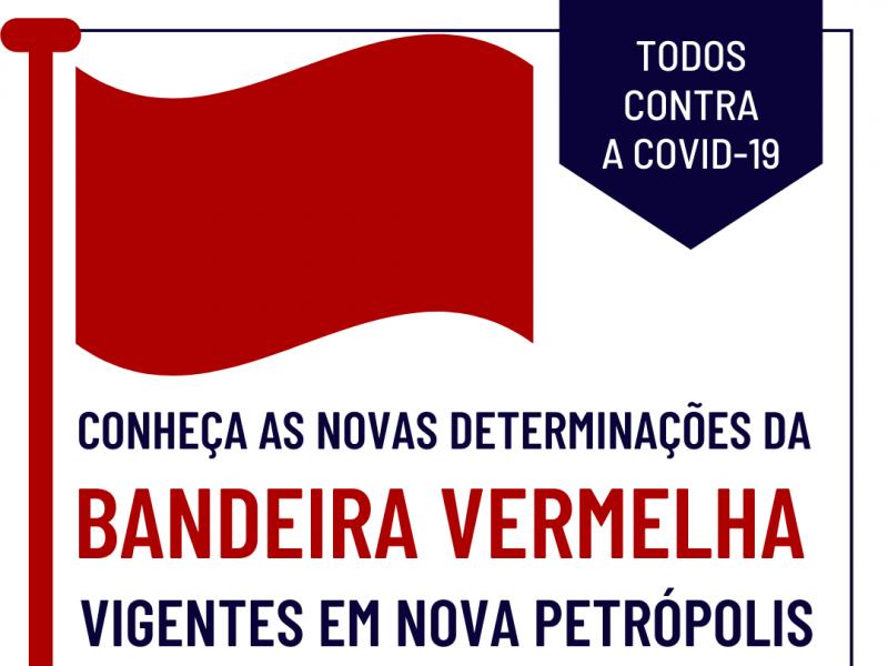 Foto de capa da notícia: Nova Petrópolis opera em Bandeira Vermelha