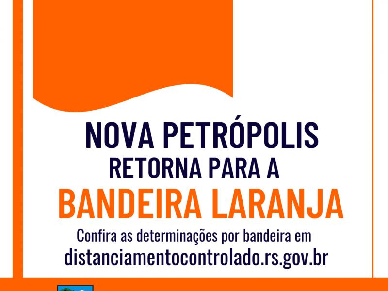 Foto de capa da notícia: Macrosserra retorna à Bandeira Laranja