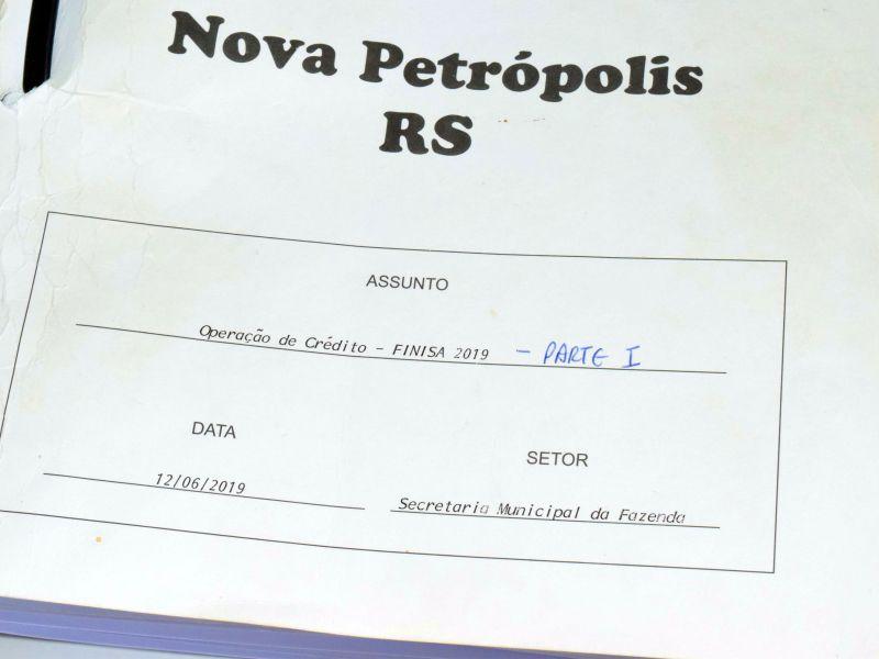 Foto de capa da notícia: Prefeitura de Nova Petrópolis não usará a totalidade do empréstimo de R$ 14 milhões do Finisa
